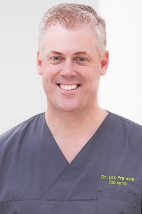Dr. med. dent. Urs Francke
